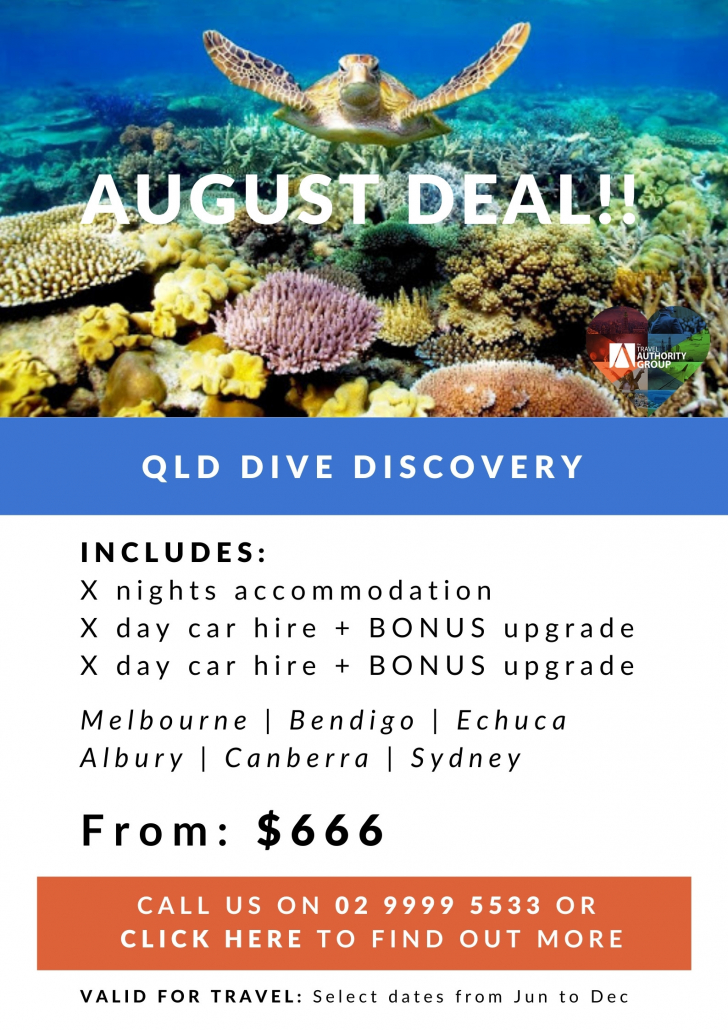 From $666 nights accommodation, 5 days car hire